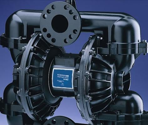 德国弗尔德VERDER气动隔膜泵